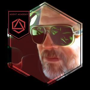 Agent GoonieGuy BioCard badge