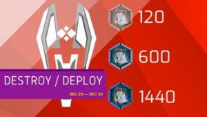Ingress Event - Global Challenge - Deploy Destroy
