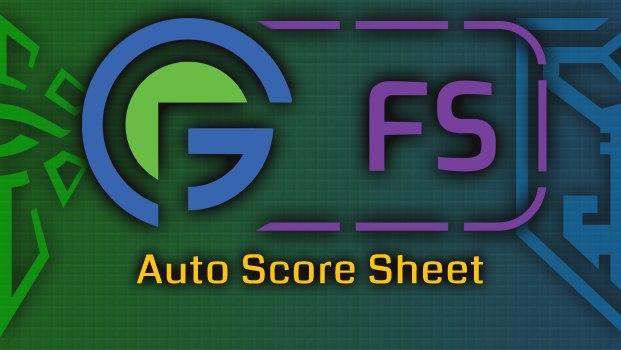 Fev Games Auto Score Sheet