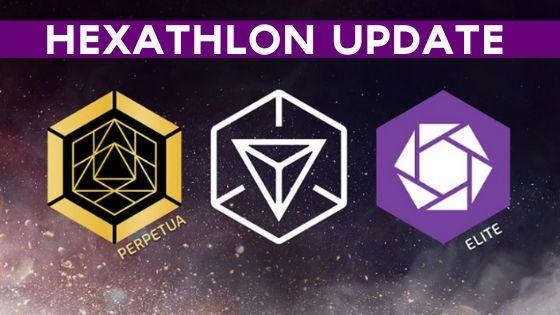 Ingress News Update - Hexathlon, Perpetua