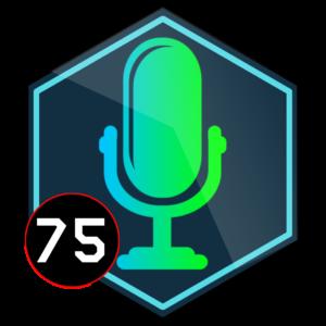 ep 75 badge