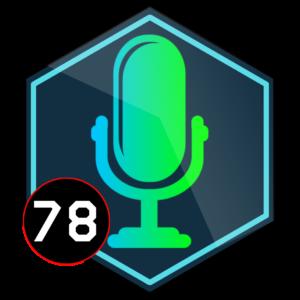 Episode 78 Badge