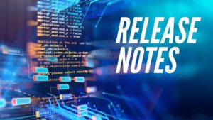 Ingress Release Notes