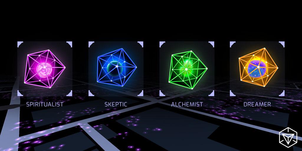 Ingress adds 4 new avatars