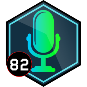 Badge for Episode 82 of Agent Academy, An Ingress Podcast