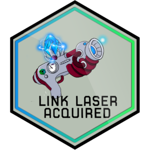 Link Laser Acquired - Virtual Mission - #VFS May 2020