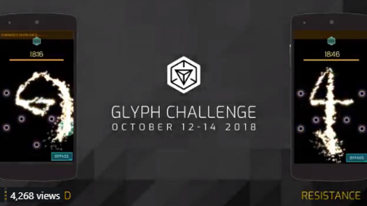 glyph-challenge